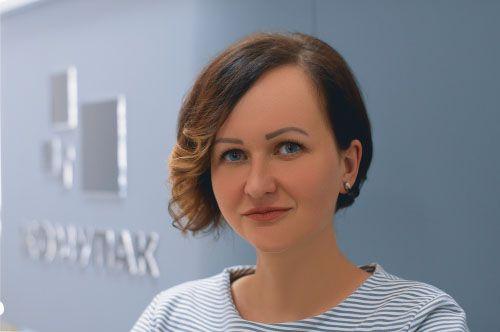 Татьяна Довгань Менеджер отдела продаж