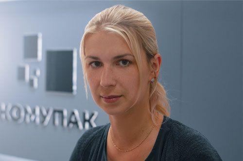 Анна Голубева Старший бухгалтер