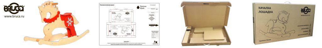 Упаковка из картона - разработка