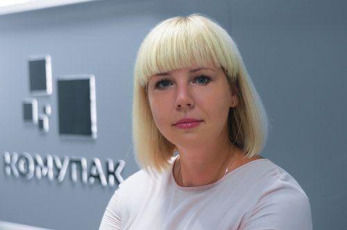 Вера Маркова Менеджер ОМТС