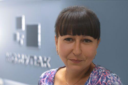 Наталья Хворова Ведущий менеджер отдела продаж