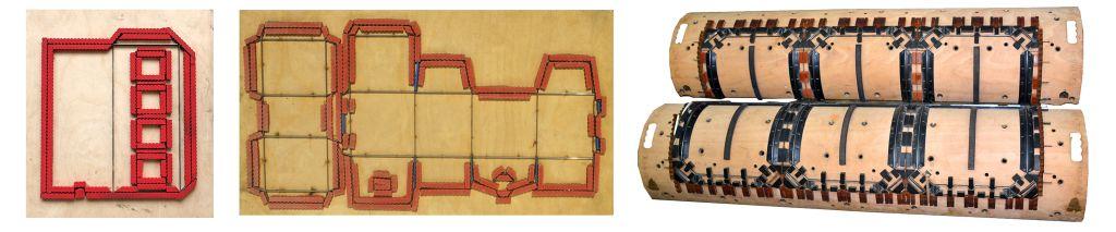 Упаковка из картона - вырубная оснастка (штанцформы)