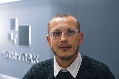 Илья Фролов Ведущий менеджер отдела продаж