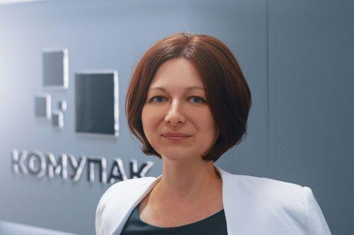Елена Клинкова Главный бухгалтер