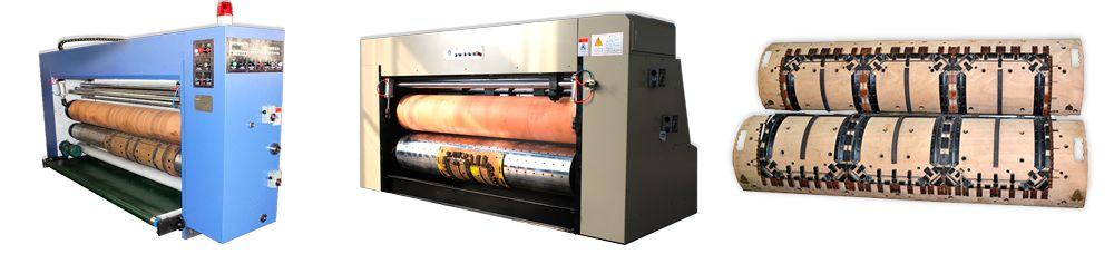 Упаковка - ротационный вырубной штамп